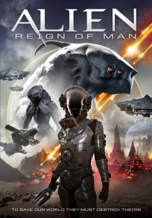 Alien Reign of Man film afişi