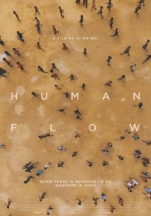 Human Flow film afişi