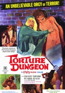 Torture Dungeon film afişi