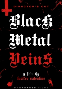 Black Metal Veins film afişi