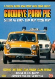 Goodbye Pork Pie film afişi