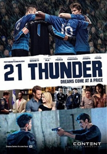 21 Thunder film afişi