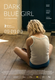 Dark Blue Girl film afişi
