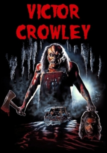 Victor Crowley film afişi