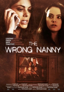 The Wrong Nanny film afişi