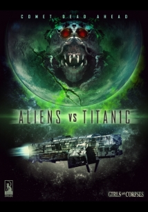 Aliens Vs. Titanic film afişi