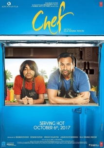 Chef film afişi