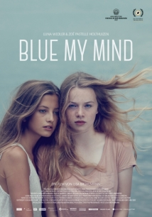 Blue My Mind film afişi