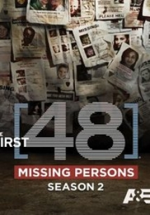 The First 48: Missing Persons film afişi