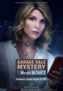 Garage Sale Mystery: Murder By Text film afişi