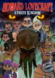 Howard Lovecraft & the Undersea Kingdom film afişi