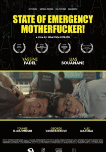 State Of Emergency Motherfucker film afişi