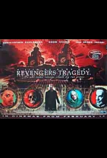 Revengers Tragedy film afişi