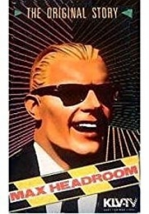 Max Headroom film afişi