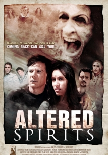 Altered Spirits film afişi