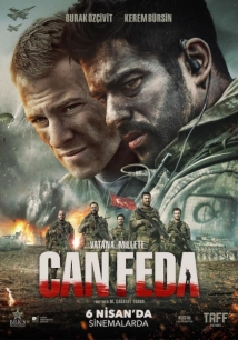 Can Feda film afişi