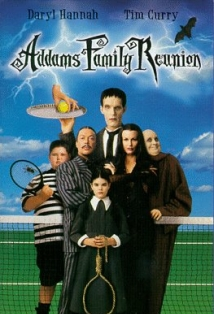 Addams Family Reunion film afişi