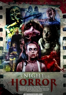 A Night Of Horror Volume 1 film afişi