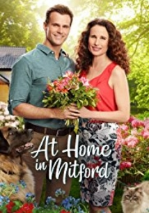 At Home in Mitford film afişi
