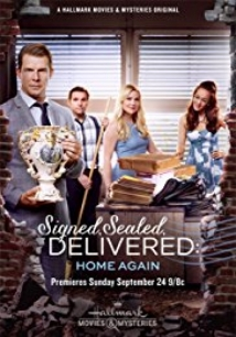 Signed, Sealed, Delivered: Home Again film afişi