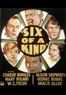 Six of a Kind film afişi