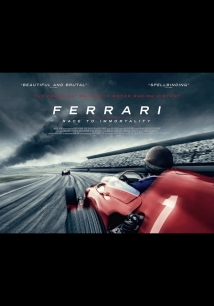 Ferrari: Race to Immortality film afişi