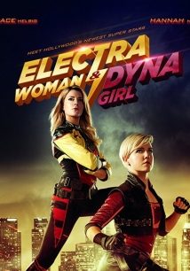 Electra Woman and Dyna Girl film afişi