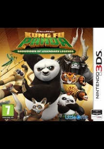 Kung Fu Panda: Showdown of Legendary Legends film afişi