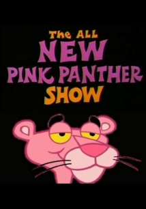 The All New Pink Panther Show film afişi