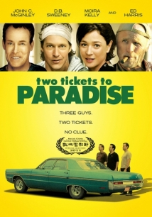 Two Tickets to Paradise film afişi
