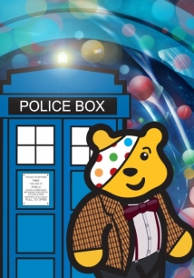 Doctor Who: Children in Need Special film afişi