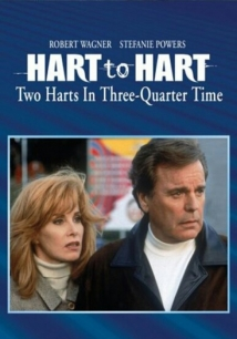 Hart to Hart: Two Harts in 3/4 Time film afişi