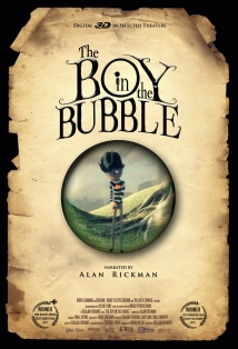 The Boy in the Bubble film afişi