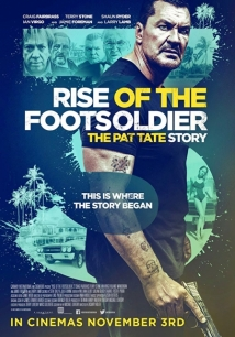Rise of the Footsoldier 3 film afişi