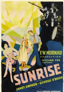 Sunrise: A Song Of Two Humans 1927 film
