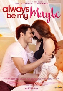 Always Be My Maybe film afişi
