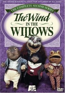 The Wind in the Willows film afişi