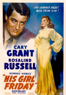 His Girl Friday 1940 film