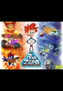 Penn Zero: Part-Time Hero film afişi