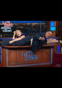 The Late Show with Stephen Colbert film afişi