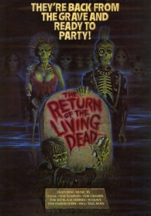The Return of the Living Dead 1985 film