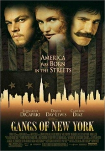 New York Çeteleri film afişi