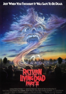 Return of the Living Dead Part II 1988 film