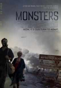 Monsters 2010 film