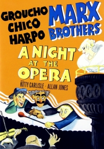 A Night at the Opera 1935 film