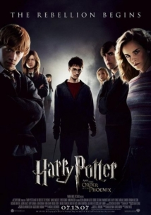 Harry Potter and the Order of the Phoenix 2007 film