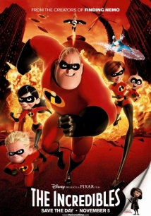 The Incredibles 2004 film