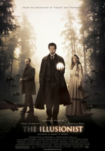 The Illusionist 2006 film