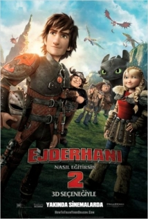 How to Train Your Dragon 2 2014 film