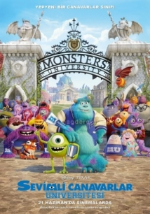Monsters University 2013 film